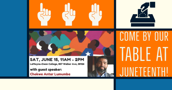 Ranked Choice Tennessee will host events across the state of Tennessee throughout the month of June.